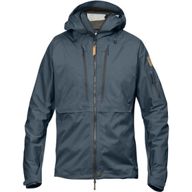Fjällräven Keb Eco-Shell Jacket Men dusk